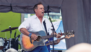 Charlie Major At Blue Jays Fanfest